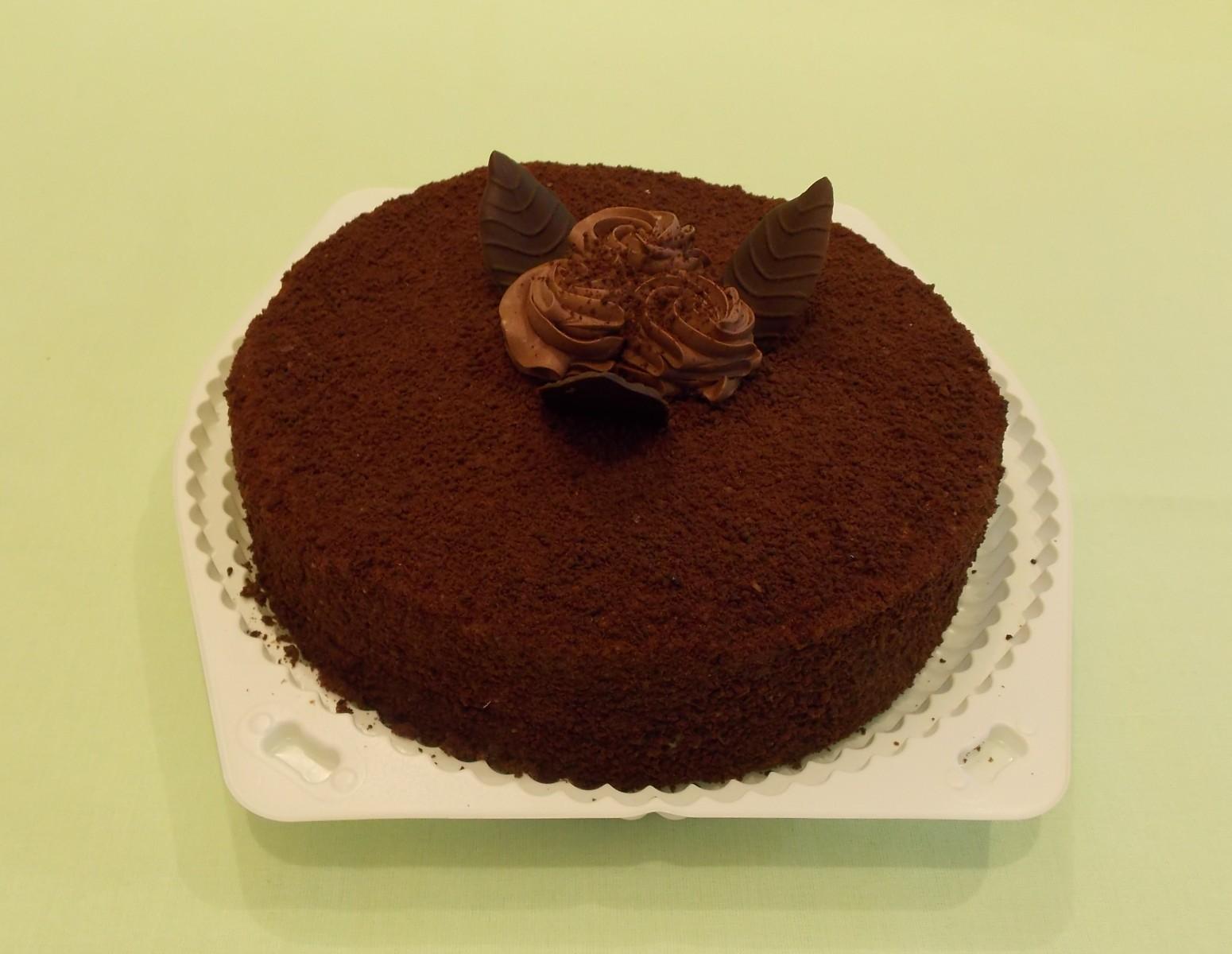 Торт маска рецепт с фото пошагово классический